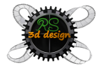 RS 3d design Shop-Logo